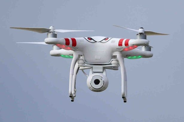 Drone That Has Camera West Stewartstown        NH 03597