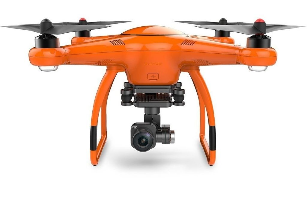 Quadcopter Drone With Camera Kingston        PA 18704